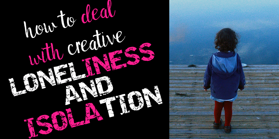 TBB Podcast Episode #2, How to Fight Creative Loneliness & Creative Isolation
